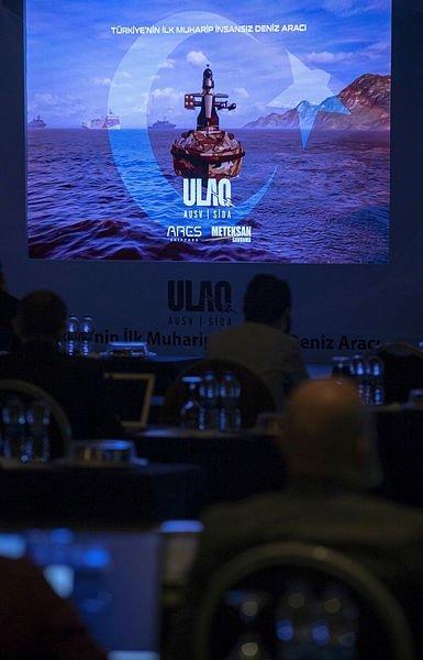 Türkiye'nin İlk Silahlı İnsansız Deniz Aracı ULAQ