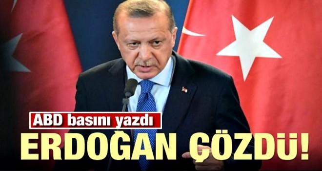 ABD basını: Erdoğan baskı kurdu Kaşıkçı olayını çözdü