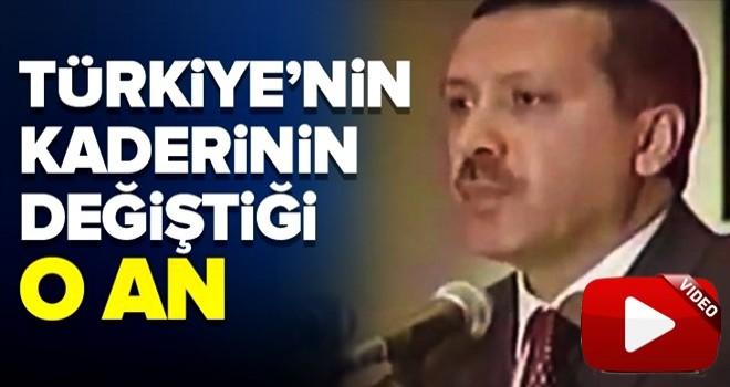 AK Parti'den 18. yılında önemli mesaj: Hiçbir şey eskisi gibi olmayacak .
