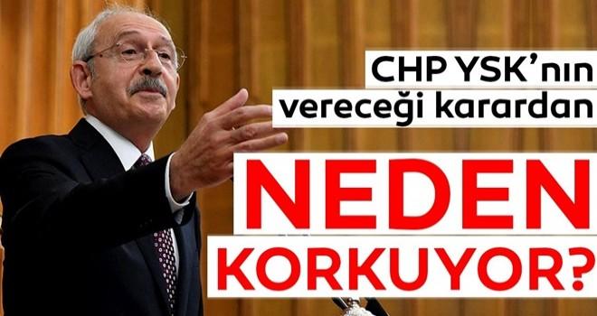 MHP Genel Başkan Yardımcısı Semih Yalçın: CHP YSK'nın verdiği bu karardan neden korkuyor?