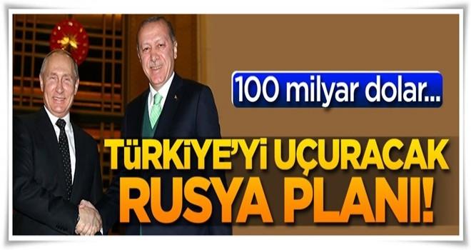 Türkiye ve Rusya'dan müthiş plan