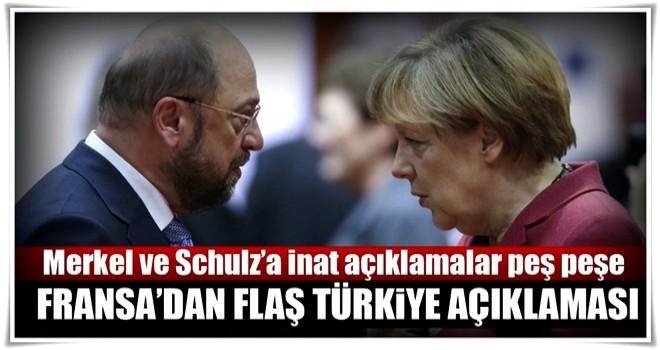 Fransa'dan kritik 'Türkiye' çağrısı