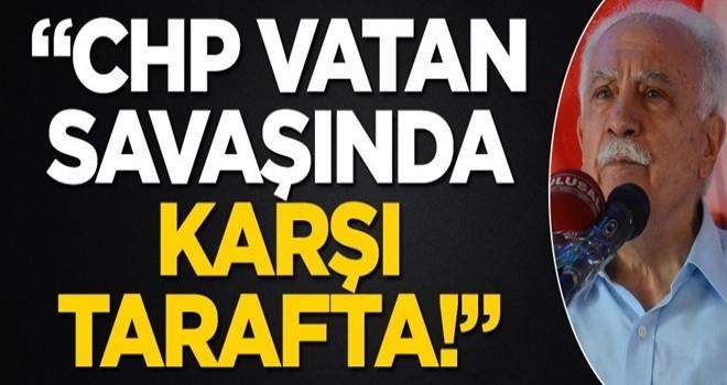 """CHP vatan savaşında karşı tarafta!"""