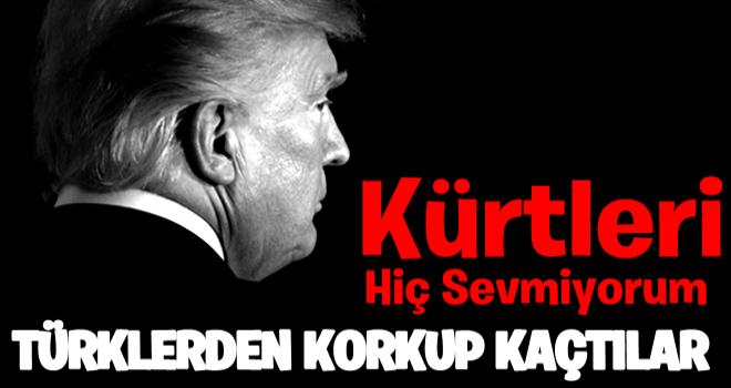 Trump'ın PKK ve PYD düşüncesi sızdı: Kaçmadıkları savaş yok