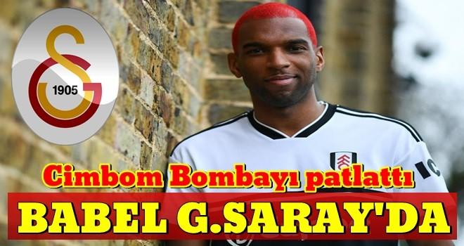 G.Saray Babel ve Douglas'la anlaşmaya vardı