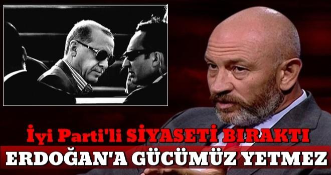 İyi Parti'li Ali Türkşen siyaseti bıraktı...
