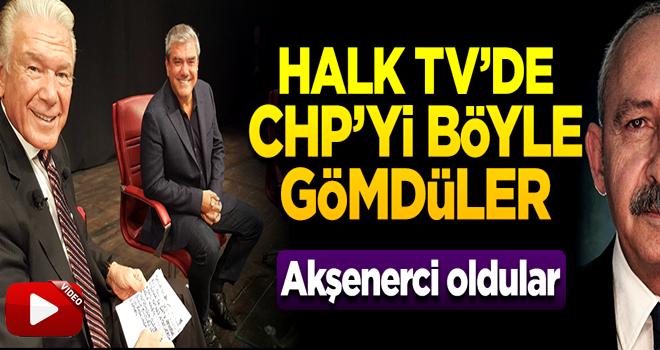 Yılmaz Özdil CHP'yi gömdü,İYİ Parti'yi cilaladı