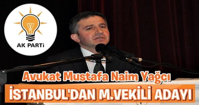 Avukat Mustafa Naim Yağcı'nın adaylığı memnuniyetle karşılandı