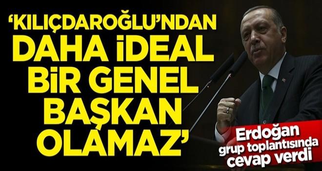 Başkan Erdoğan 'Külliye'de CHP'li ile görüştü' iddialarına cevap verdi