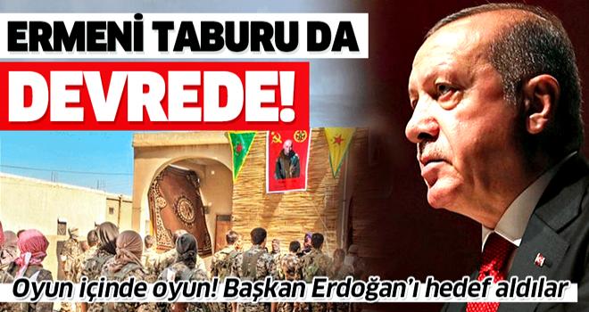 Türkiye'den büyük darbe yediler… Bu da terör örgütünün 'Hristiyan' taburu