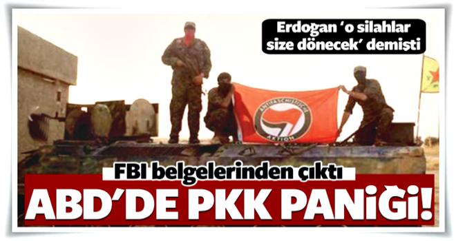 PKK, ABD'ye terörist gönderiyor!