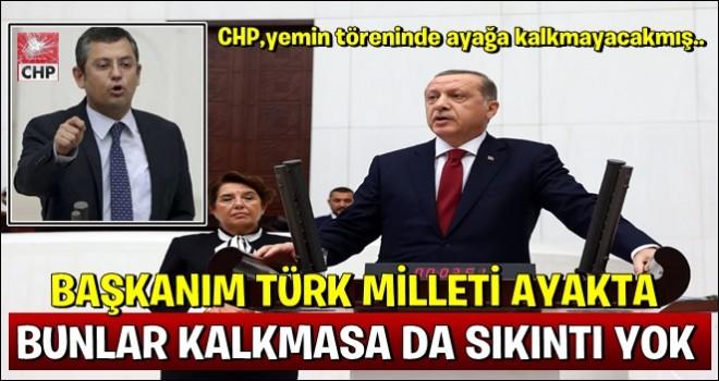 CHP kararını verdi: Katılacağız ama...