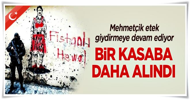 Bülbül kasaba merkezi PYD/PKKlılardan temizlendi