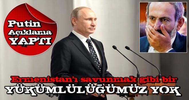 Azerbaycan-Ermenistan savaşı kızıştı! Putin ilk kez konuştu: Paşinyan'ı üzecek sözler