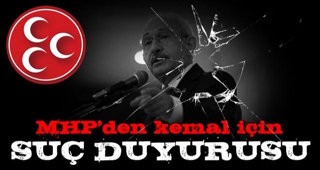 Resmen açıkladılar! MHP'den Kemal Kılıçdaroğlu hamlesi