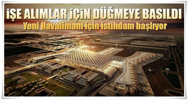 Yeni havalimanına güvenlik ordusu