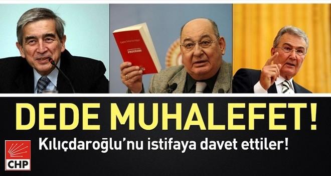 CHP'de tek adama yeni başkaldırı .