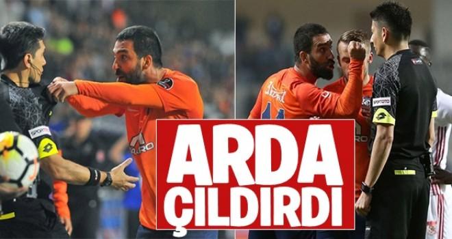 Disiplin Talimatı'na göre Arda kaç maç ceza alacak