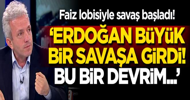 Ebubekir Sofuoğlu: Erdoğan büyük bir savaşa girdi!