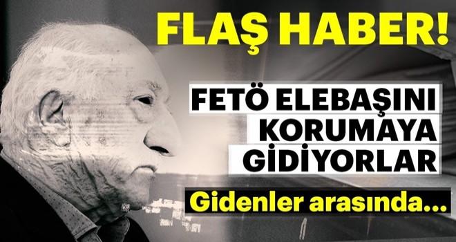 Son Dakika: Teröristbaşı Fetullah Gülen'i koruma nöbeti