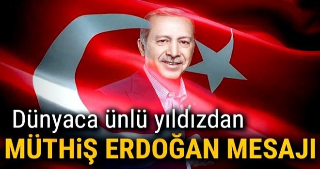 Maher Zain'den Cumhurbaşkanı Erdoğan'a müthiş şarkı