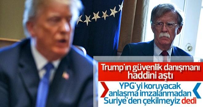 Trump'ın Ulusal Güvenlik Danışmanı'ndan Suriye açıklaması