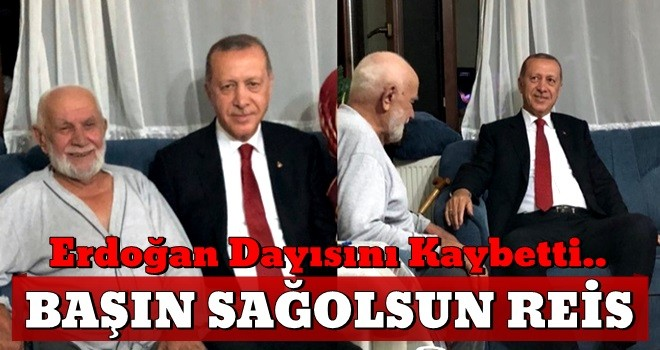 Cumhurbaşkanı Erdoğan'ın acı günü...