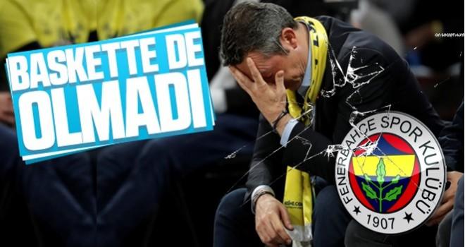 Fenerbahçe yenildi, Ali Koç yıkıldı