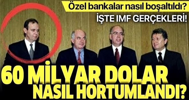 Vakıfbank eski Genel Müdürü Hasan Kılavuz IMF gerçeklerini anlattı! Kemal Derviş döneminde özel bankalar nasıl bolaştıldı?