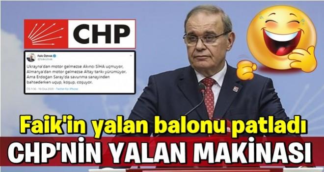 'Yalanı yalanlama' gündeminde bugün... CHP'li Öztrak bu kez 'Akıncı'ya çarptı