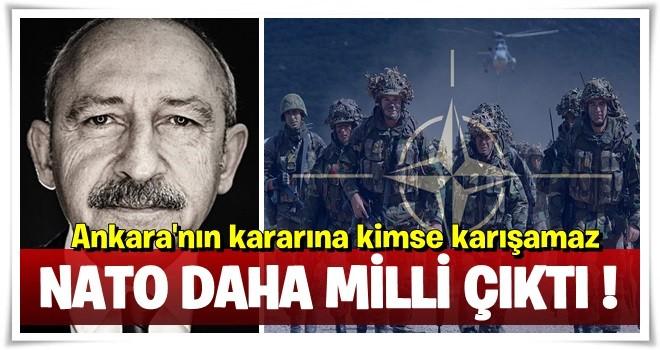 Ankara'nın kararına kimse karışamaz