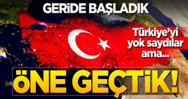 Türkiye Akdeniz'deki emperyalist planı parçaladı
