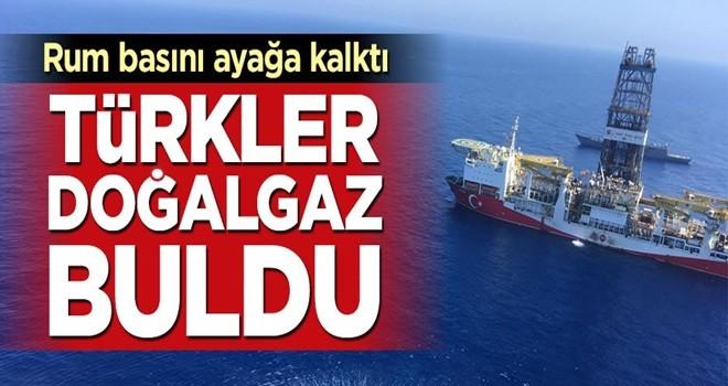Rum basını ayağa kalktı: Türkiye doğalgaz buldu