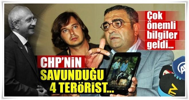 İşte CHP'nin savunduğu 4 PKK'lının Hakkari'deki faaliyetleri