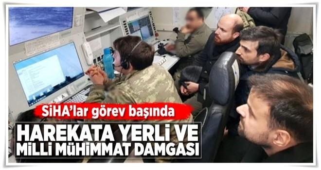 Afrin'de ilk kez kullanılıyor! Tamamen Milli...