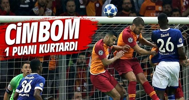 Maç Sonucu | Galatasaray 0-0 Schalke 04