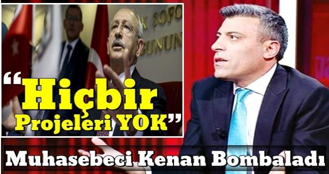 CHP yönetimini topa tuttu: Hiçbir projeleri yok!