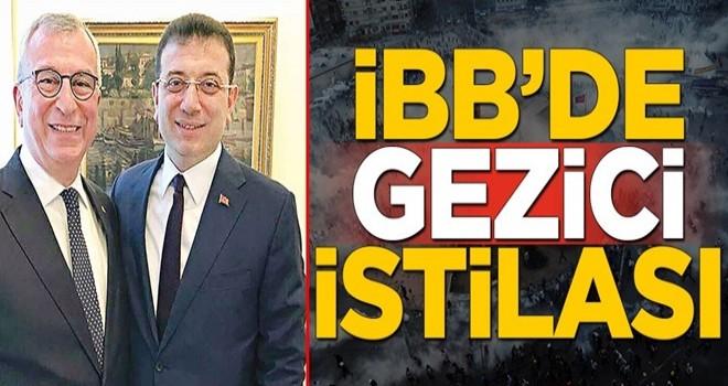 İBB'de Gezici istilası