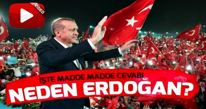 AK Parti'den Neden Erdoğan çalışması .