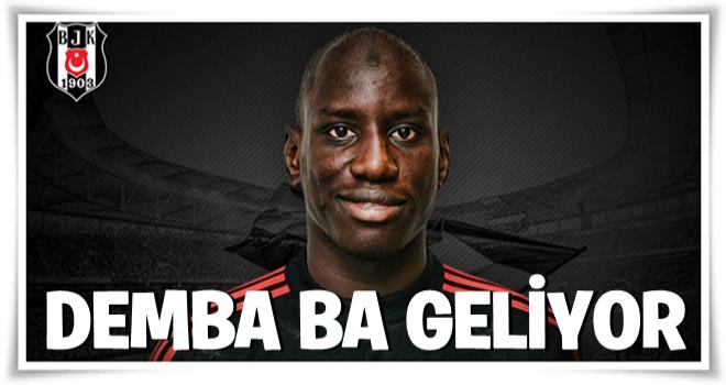 Beşiktaş yeniden Demba Ba'yı alıyor