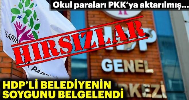 HDP'nin PKK'ya aktardığı paralar belgelendi