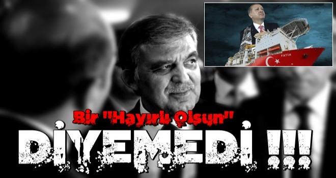 Abdullah Gül'den tepki çeken 'doğalgaz' tavrı!