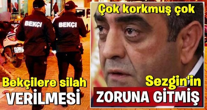 CHP'den bekçilere milis suçlaması!