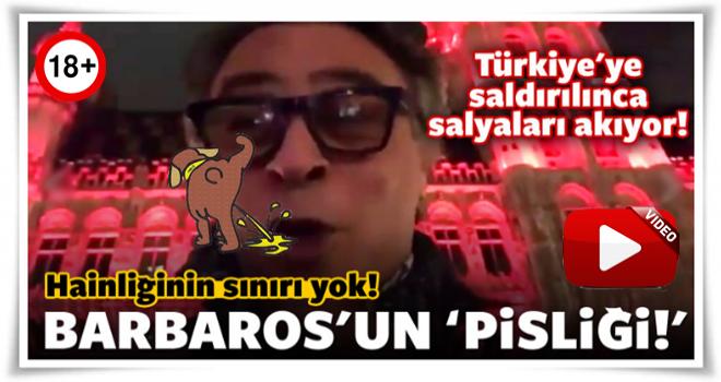 Barbaros Şansal'dan Türkiye ve Erdoğan hakkında skandal sözler!