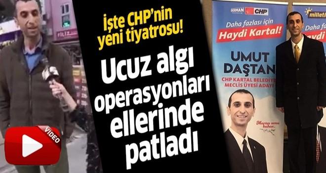 Binali Yıldırım'a oy verdim diyen şahıs CHP üyesi çıktı