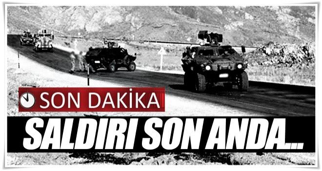 PKK saldırısı son anda önlendi