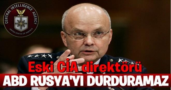 CIA eski Direktörü Michael Hayden: Trump, Rus lider Putin'i kıskanıyor