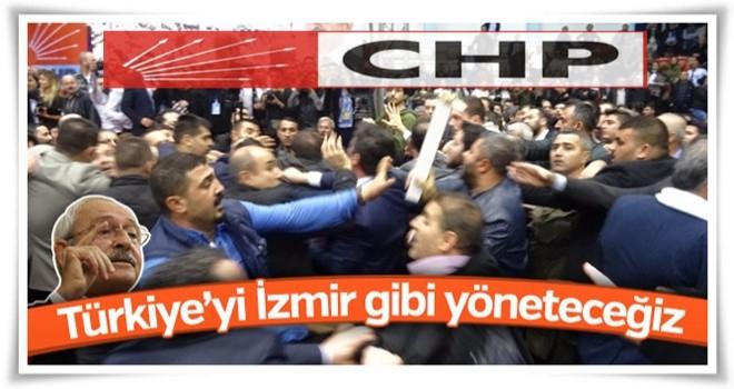 CHP'den kavga savunması: Kongre sabote edildi