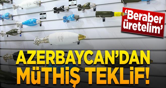 MKEK'ye Azerbaycan'dan teklif geldi: Ortak üretelim!