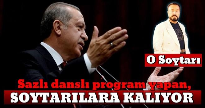 Erdoğan'dan çok sert sözler: Cahil, soytarı...